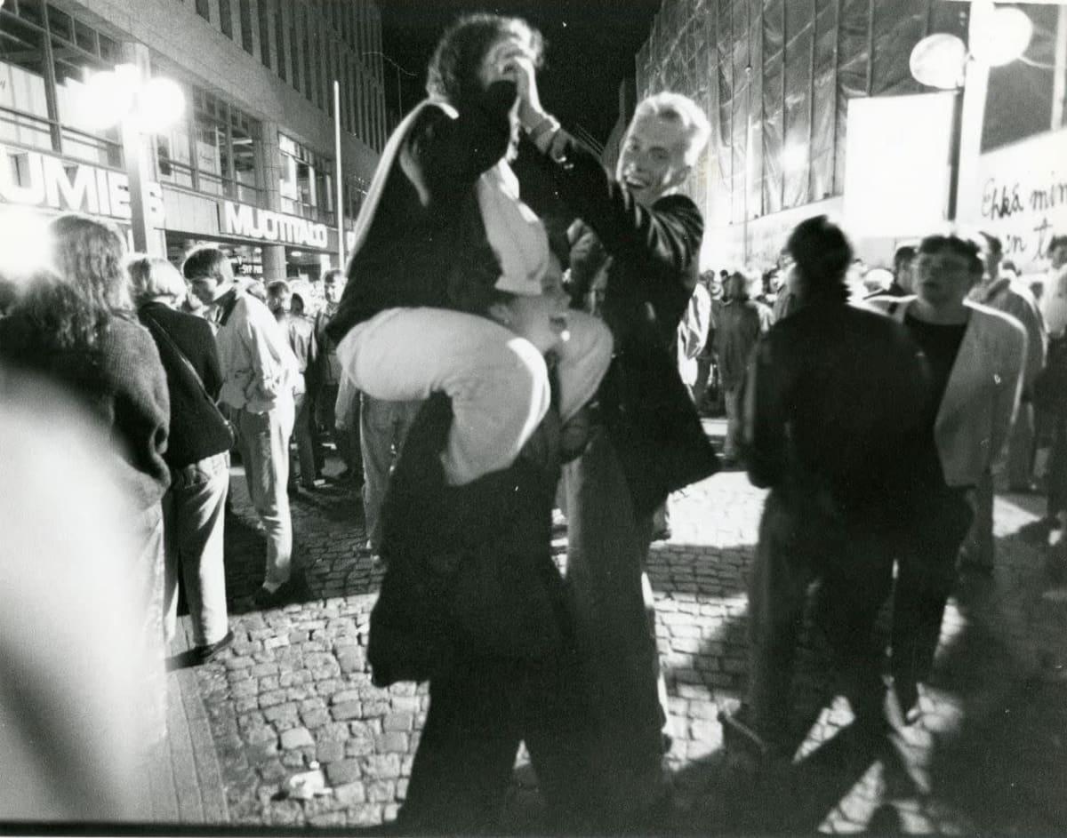Oulun mellakka 11.8.1990