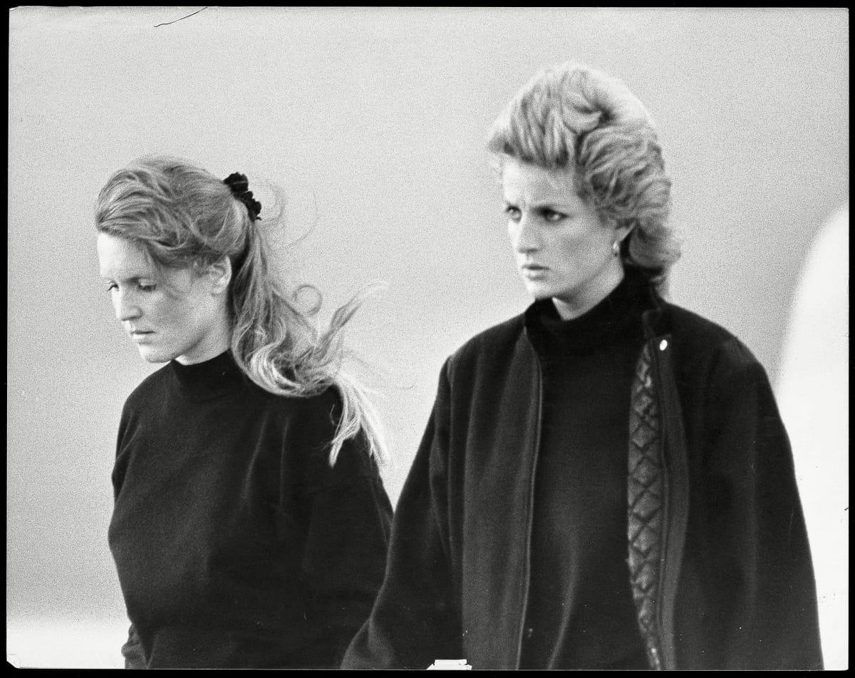 Sarah Ferguson ja Diana