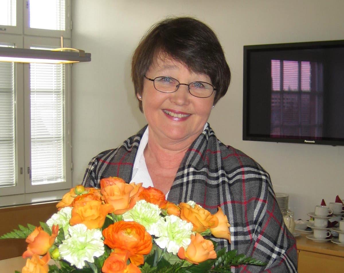 Ulla-Marja Lehtonen oli niin kiitollinen saamastaan syöpähoidosta, että halusi testamentata ruumiinsa lääketieteelle.