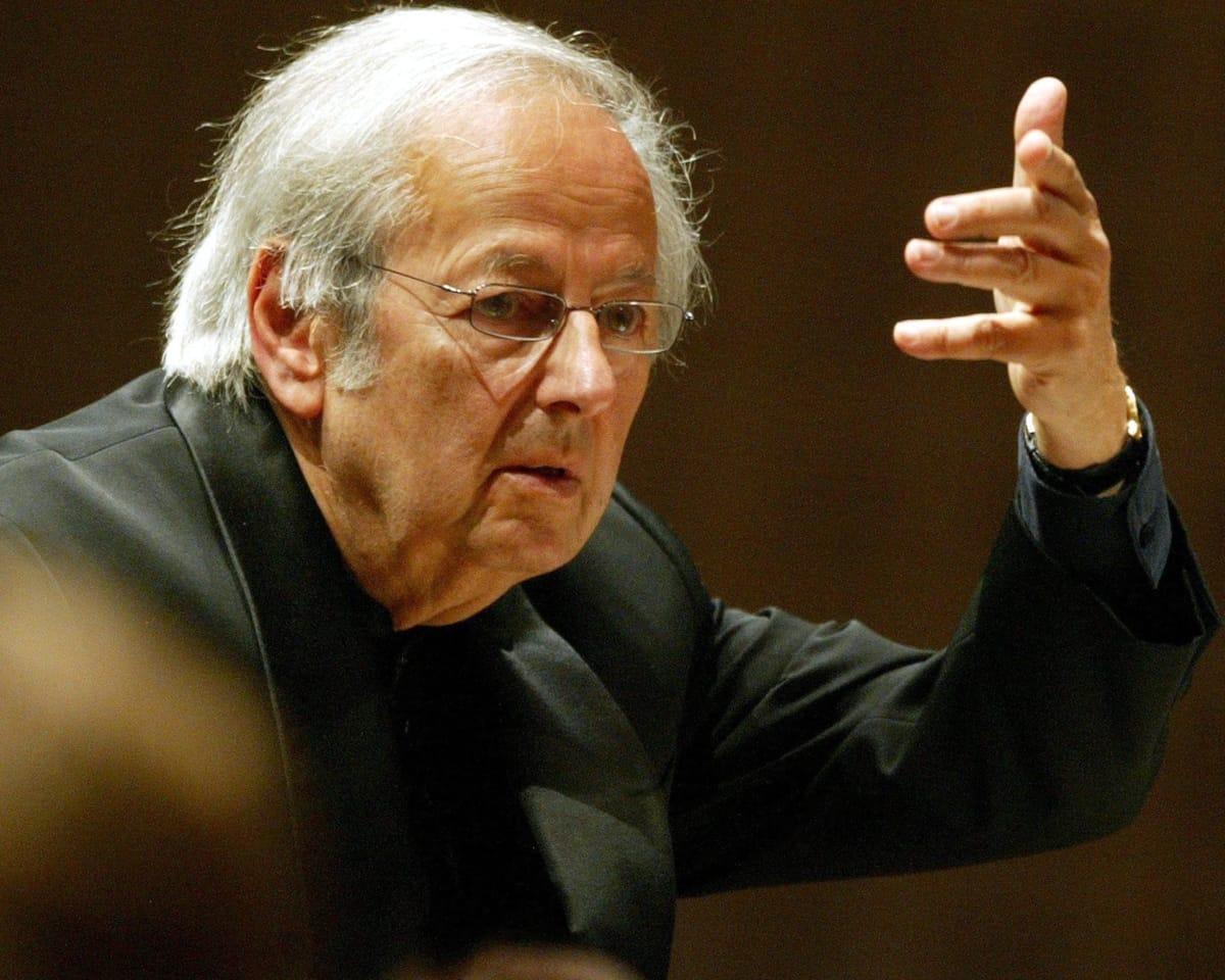 Kapellimestari ja pianisti André Previn kuoli torstaina 89-vuotiaana.