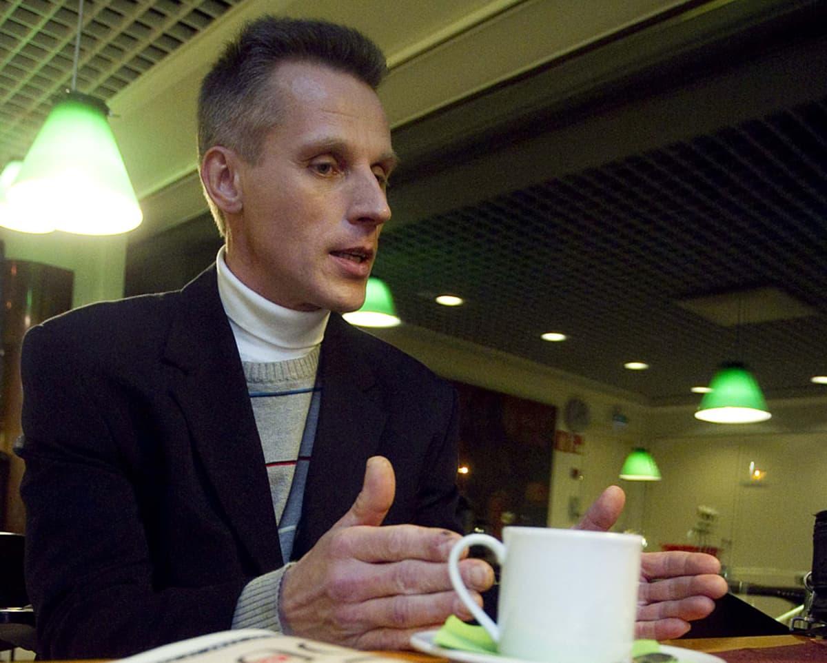 Kari-Pekka Kyrö.