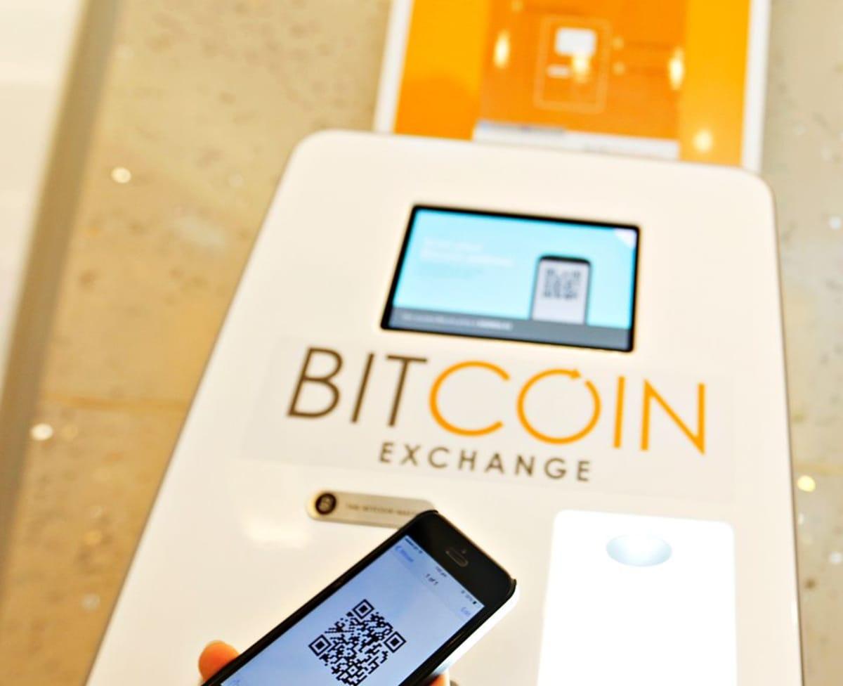 Bitcoin automaatti.