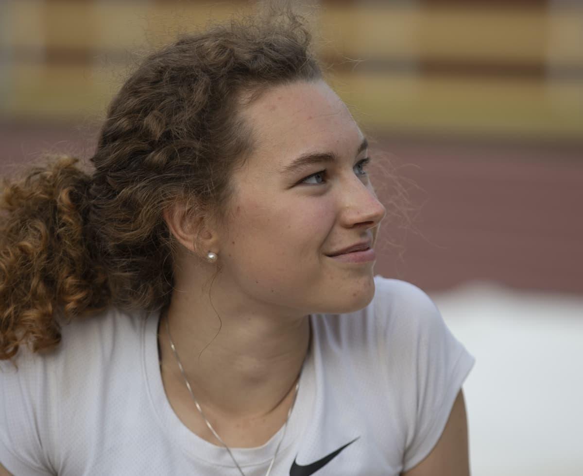 Ella Junnila vuonna 2019