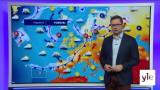 Video: Sääennuste klo 7.00