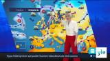 Video: Sääennuste klo 7.40