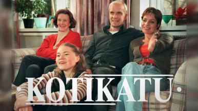 Mäkimaan perhe TV1:n sarjasta Kotikatu