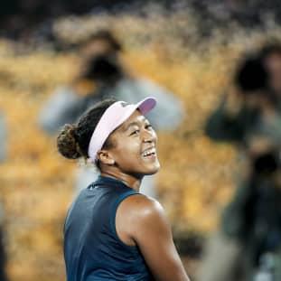Naomi Osaka, vuonna 2019
