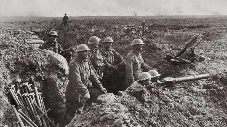ensimmäinen maailmansota