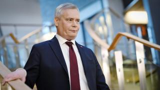 Видео: Hallitustunnustelijaksi nouseva Rinne esittelee kysymyksensä puolueille