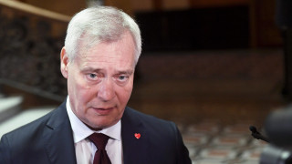 Видео: Hallitusneuvotteluja vetävä Antti Rinne kommentoi päivän tapahtumia