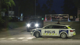Видео: Espoon Mäkkylässä räjähdys poliisioperaation yhteydessä.