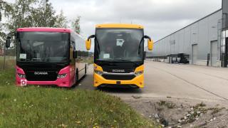Видео: Ministerit vierailulla Lahdessa lakkautettavalla Scanian tehtaalla