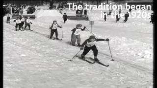 Video: Finland's ski holiday tradition