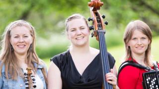 Audio: Konsertteja Euroradio Folk Festivaalilta - Trio Maar (Norja)