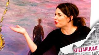 Audio: Nanna Susi: Jos nuorena oli rohkea, nyt on tosi rohkea