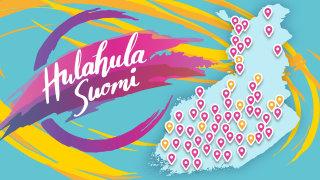 Audio: Hulahula Suomi: maailmanennätystanssi