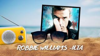 Audio: Robbie Williams -ilta - osa 2/3