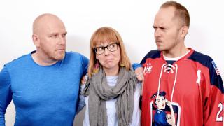 Audio: Lindgren & Sihvonen: Vieraana urheilutoimittaja Kristiina Kekäläinen