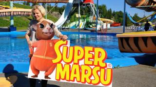 Audio: Jännittävä päivä Supermarsu-elokuvan kulisseissa