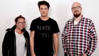 Audio: Joel Melasniemi: Ammattimainen ote pitää röökitauot lyhyinä