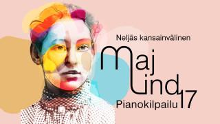 Audio: Neljäs kansainvälinen Maj Lind -pianokilpailu