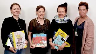 """Audio: Lapselle tietokirjat ovat ponnahduslauta tiedon maailmaan - """"tärkein elementti on tarinallisuus"""""""