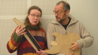 Audio: Kulttuuritoimittaja Jonni Roos