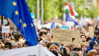Audio: Unkarin demokratian luisu