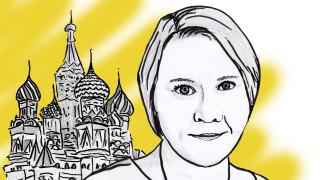 Audio: Marjo Näkki ja Putinin lempileffat