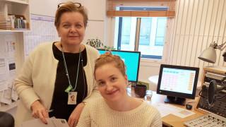 Audio: Radiopäällikkö Marja Keskitalo