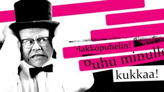 Audio: Suomen kielen vieraat kirjaimet C, G, B, F, Q, W, X ja Z