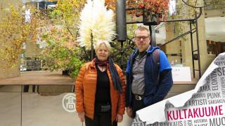 Audio: Ikebana antaa taiteen tekemiselle rajattomat mahdollisuudet