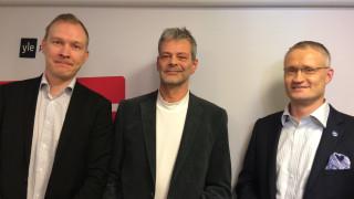 Audio: Suomi kyberuhkien maailmassa