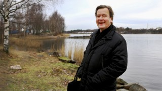 Audio: Vieraana säveltäjä Magnus Lindberg