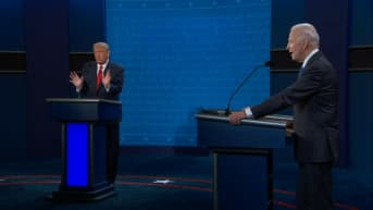 Trump kehui estoitta saavutuksiaan, Biden tyrmäsi Trumpin koronapolitiikan ja lupasi muutosta