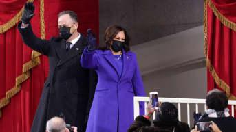 Yhdysvaltain uusi presidentti Joe Biden vannoo virkavalansa