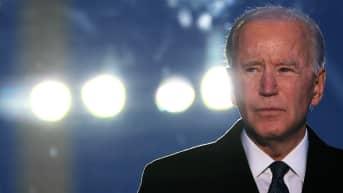 Joe Biden saapuu jumalanpalvelukseen ennen virkaanastujaisia