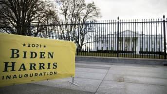 Donald Trump jättää Valkoisen talon