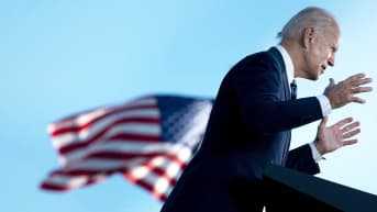 Joe Bidenista Yhdysvaltain presidentti - seuraa virkaanastujaisjuhlallisuuksia