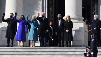 Yhdysvaltain presidentin virkaanastujaiset