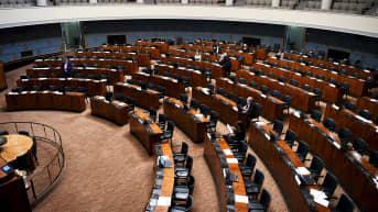 Eduskunnan täysistunto 2.3.2021