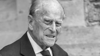 Prinssi Philipin hautajaiset viittomakielellä