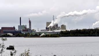 Stora Enson tiedotustilaisuus Veitsiluodon tehtaan sulkemisesta