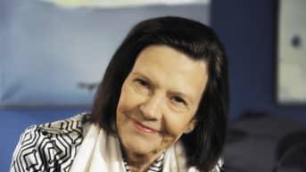 Näyttelijä Tiina Rinne