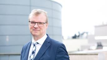 Terveyden ja hyvinvoinnin laitoksen (THL) pääjohtaja Markku Tervahauta.