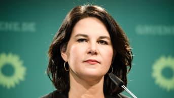 Annalena Baerbock on Saksan vihreiden toinen puheenjohtaja ja ennakkosuosikki puolueen kansleriehdokkaaksi.