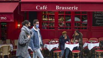 Ranska tiukentaa rajoituksia parantaakseen maan vaikeaa koronatilannetta.