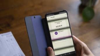 Nuohouslaskun maksaminen mobilepaylla