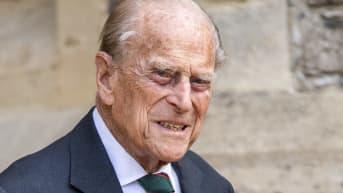 Prinssi Philipin hautajaiset