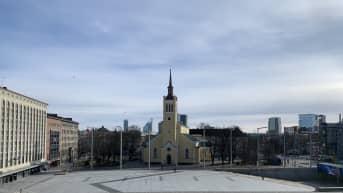 Tallinnan Vapauden aukio